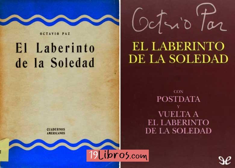 EL LABERINTO DE LA SOLEDAD OCTAVIO PAZ